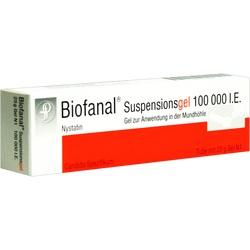 BIOFANAL SUSPENS GEL TUBE